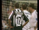 Лига Чемпионов 2002-03/ Полуфинал/ Первый матч/ Реал Мадрид - Ювентус/ 1 тайм [HD]