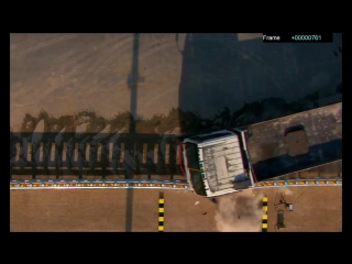 ETI Roller System CE H1 H2 Crash test