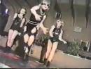 Танцы в стиле 90-х! Фанк - это было круто
