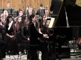 24 В.А.Моцарт 2я ч. №21 Концерта для ф-но с оркестром