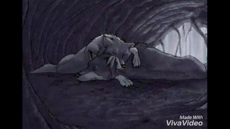 волки,фурри,аниме