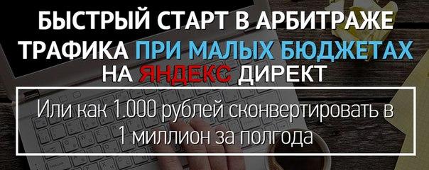 Всеми долгожданный летный старт тренинга: 'Яндекс директ — высший пило