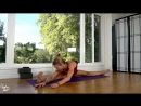 Cool Down  Stretching - Front Splits