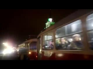 вот такой волшебный город - Екатеринбург!