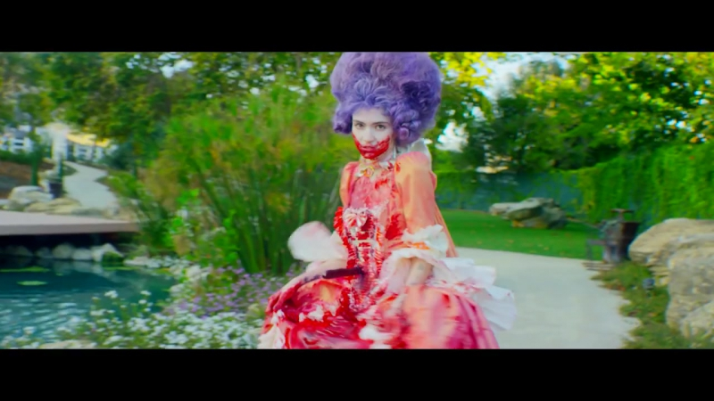 Grimes - Flesh without Blood-Life in the Vivid Dream