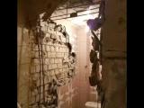 Полный демонтаж в двухкомнатной квартире