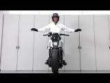 #CES-2017: #Honda представила прототип мотоцикла-неваляшки
