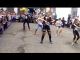 команда ,,Энерджи'' танец крамп