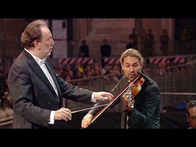 DAVID GARRETT ♫ Capriccio No. 24 ♫ von N. Paganini