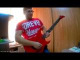 Джо Сатриани (Joe Satriani) - Love Thing cover by Dmitriy Ustenkov тест китайской экшн камеры