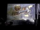 Удаление консервации с реанимируемого тепловоза ТЭП70 0229 ч5