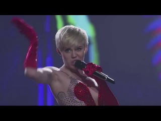 Miley Cyrus - FU (Live from New Orleans/London) || Fused Video ||