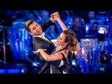 Caroline Flack &amp Pasha American Smooth to 'Mack the Knife' - Strictly Come Dancing 2014 - BBC One