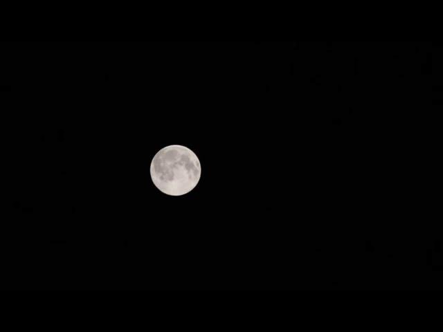 Full moon hd video / Полнолуние видео луна