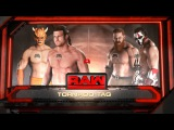 SBW Raw - S.E.S. vs The WolfPack Tornado Tag Team matchTag Team Championship