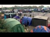 Крупнейший воФранции лагерь мигрантов, известный как «Джунгли», начали разбирать. Новости. Первый канал