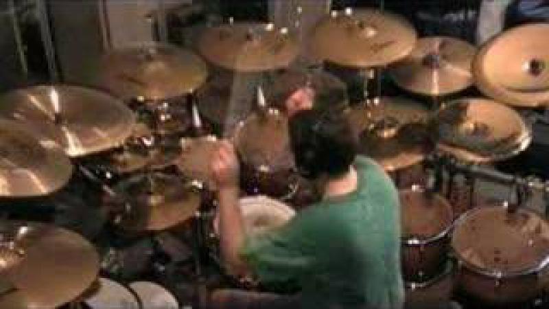 Linkin Park's Faint Drumcover