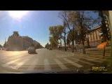 Ушел от столкновения г. Орёл Перекресток ул. Московская и Старомосковская
