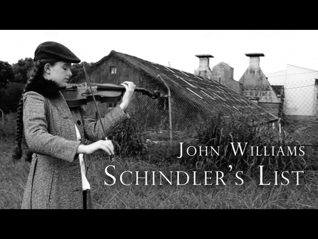 Schindlers List - John Williams (Violin Piano)