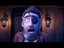 CGI Animated Short Film HD Pirate Parts Short by Shabnam Shams, Megan Robinson, Sara Chantland