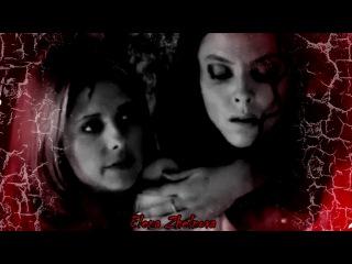 ►☠Buffy The Vampire Slayer 2 Season ღ☠ Spike ►Spuffy ღ❀(Drusilla) ღ❀Баффи Истребительница