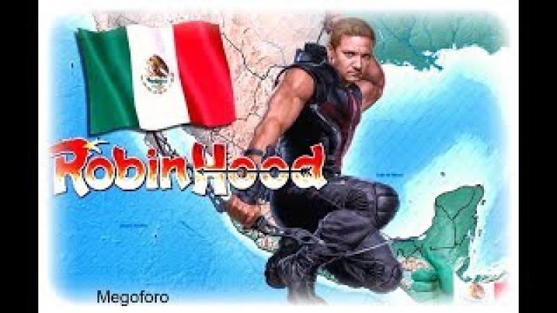 Robin Hood Mexicano, la leyenda de Chucho el Roto
