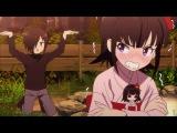 Kiitarou Shounen no Youkai Enikki 12 END серия русская озвучка Slayer /Юный Китаро и дневник о ёкаях