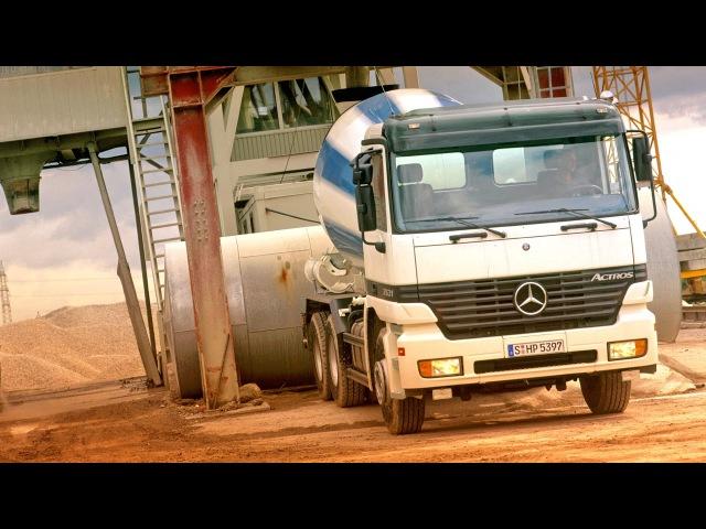 Mercedes Benz Actros 2631 B Mixer MP1 04 1997 10 2002