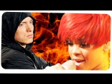 Love The Way You Lie - Eminem feat. Rihanna (Official Video) - PARODIE