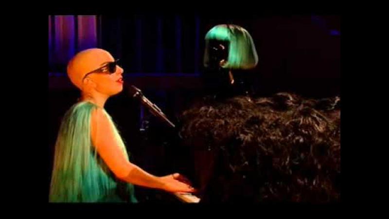 Lady Gaga Hair Paul O'Grady Show June 2011