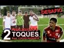 Desafio 2 Toques e Finalizações Ft. Lucas Paquetá 16