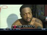 Dwyane Wade Postgame News Conference  - Bulls vs Celtics  April 16, 2017 NBA Playoffs