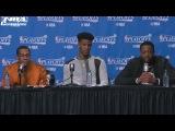 Wade, Butler &amp Rondo Postgame Interview  Bulls vs Celtics  Game 2  April 18, 2017  NBA Playoffs
