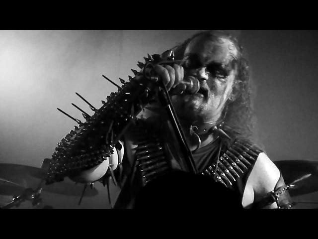 Gorgoroth 'Odeleggelse og UndergangBlood Stains The Cirle' LIVE Plymouth White Rabbit 16/11/2011