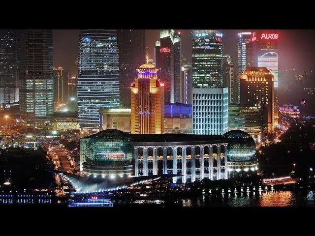 Китай творит чудеса Перестройка Шанхая Discovery Наука и образование