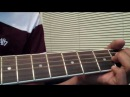 Ohne Dich Rammstein cover on acoustic guitar