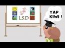 Об ЛСД за 3 минуты (18) | на русском от Yap Kiwi