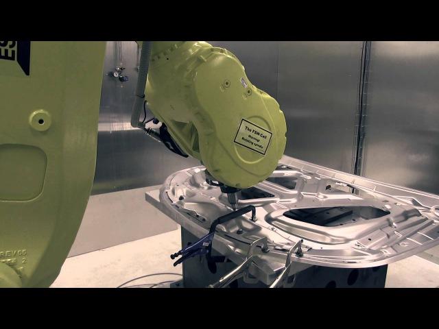 StiRoLight - Robotic Friction Stir Welding - FFI project
