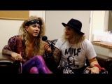 Steel Panther Interview 2016 (Backstage Antics, Lower The Bar, Working Out & Axl Rose)