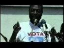 Aí nem o feiticeiro entra - Campanha do MPLA - Angola, 1992