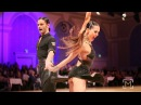 Nino Langella - Andra Vaidilaite | Disney 2016 - Showdance Samba