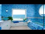 Дизайн ванной комнаты № 1 (фото) #bathroom design ideas, свежие идеи интерьера ванной комнаты