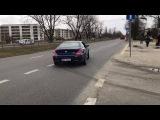 BMW M6 E63 Powerslide In Warsaw