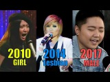 Charice Pempengco to Jake Zyrus Transformation Through The Years