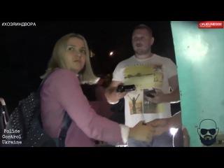 Полицейского Юськевич покрывает Департамент патрульной полиции
