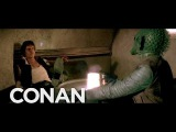 Conan Finally Settles If Han Shot First - CONAN on TBS