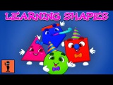 Learning Shapes for Kids Toddlers - Children Game - Games For Kids To Play Android Educational Game