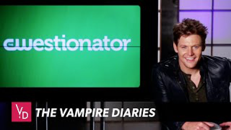 The Vampire Diaries   CWestionator: Zach Roerig   The CW