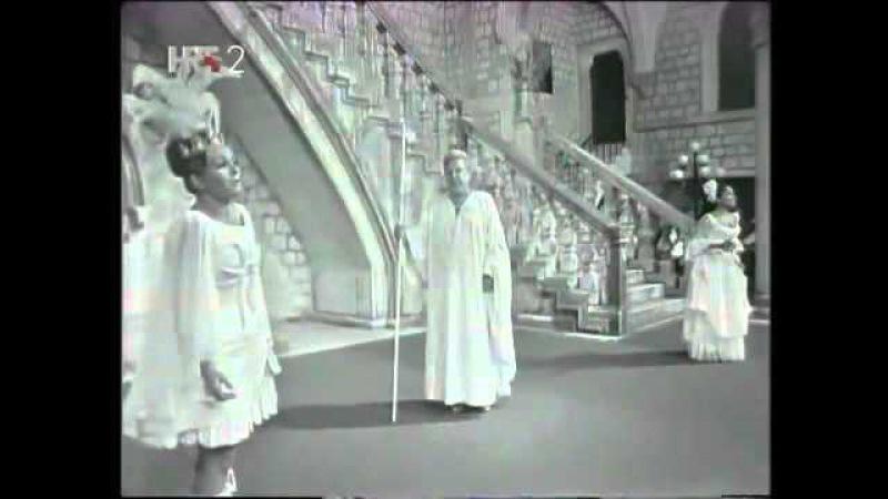 Dafne - Antonio Caldara - Dubrovnik 1972