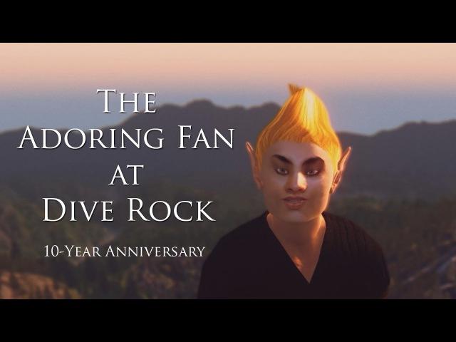 The Adoring Fan at Dive Rock 10-Year Anniversary Directors Cut
